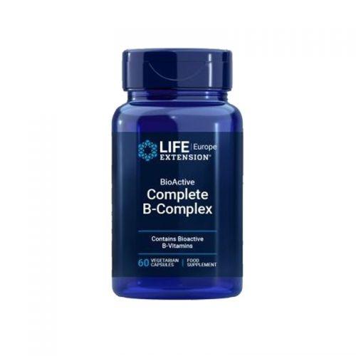 Life Extension - BioActive Complete B-Complex, 60 kapsul