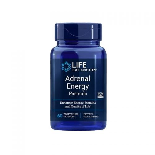 Adrenal Energy Formula, 60 vegetarijanskih kapsul
