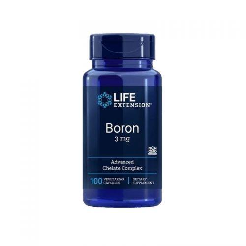 Life Extension - Bor v kapsulah, 100 vegetarijanskih kapsul