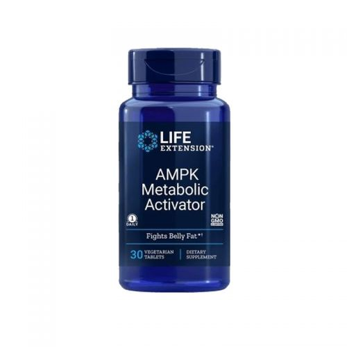 Life Extension - AMPK metabolični aktivator, 30 vegetarijanskih tablet
