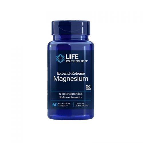 Life Extension - Magnezij s podaljšanim sproščanjem, 60 vegetarijanskih kapsul