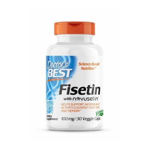 Doctor's Best Fisetin 100mg, 30 veganskih kapsul