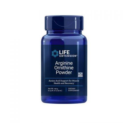 Life Extension - Arginin ornitin v prahu, 150g