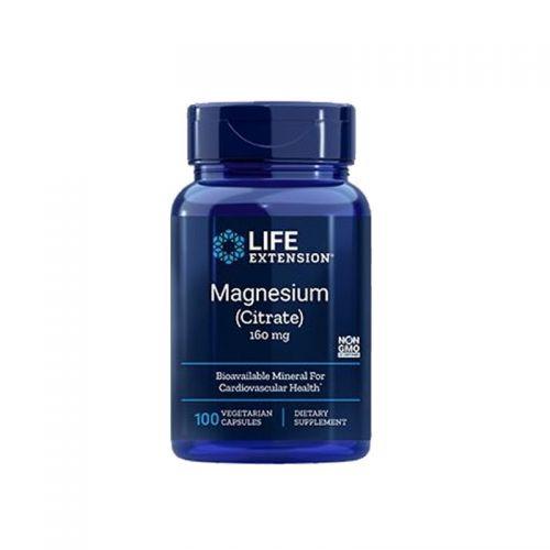 Life Extension - Magnezij (citrat) 160mg, 100 vegetarijanskih kapsul
