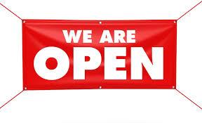 Spletna trgovina je odprta