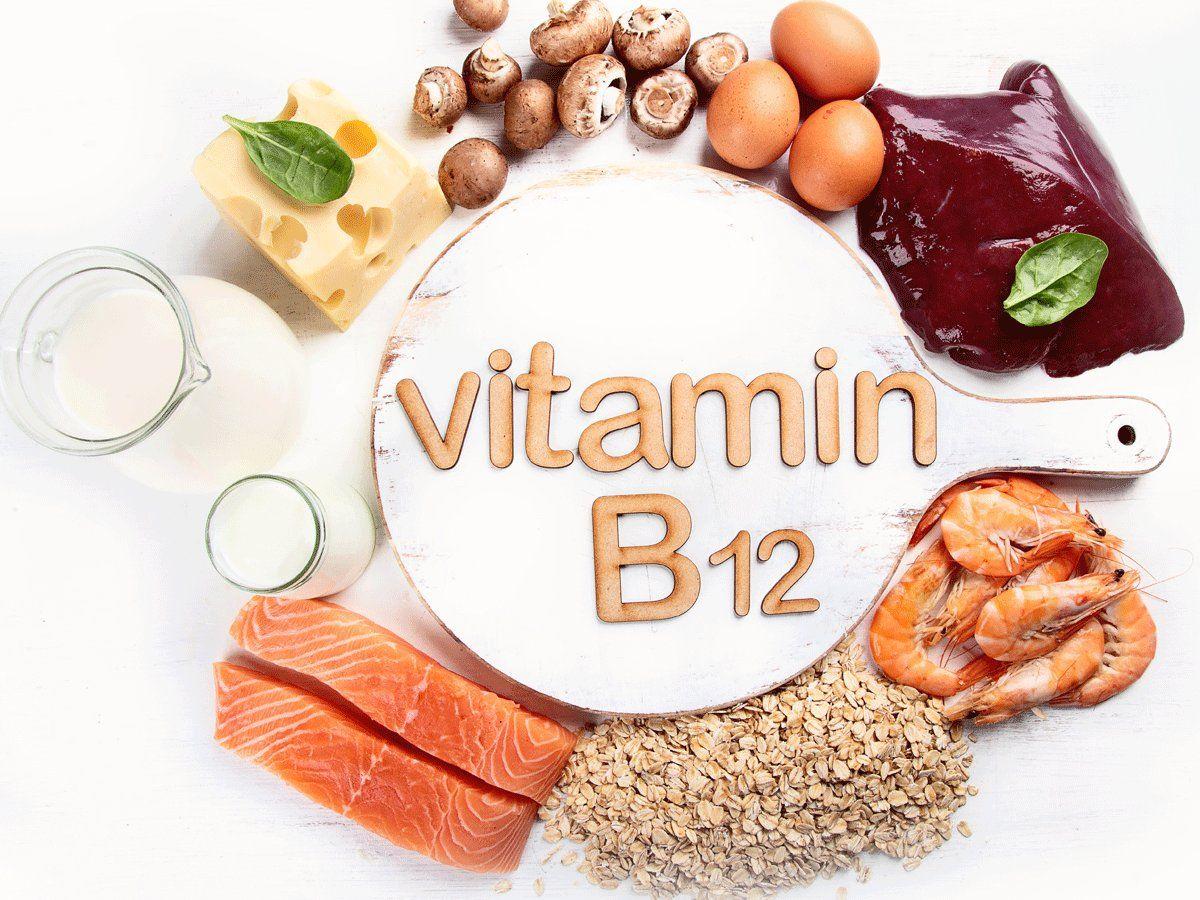 Pomanjkanje vitamina B12